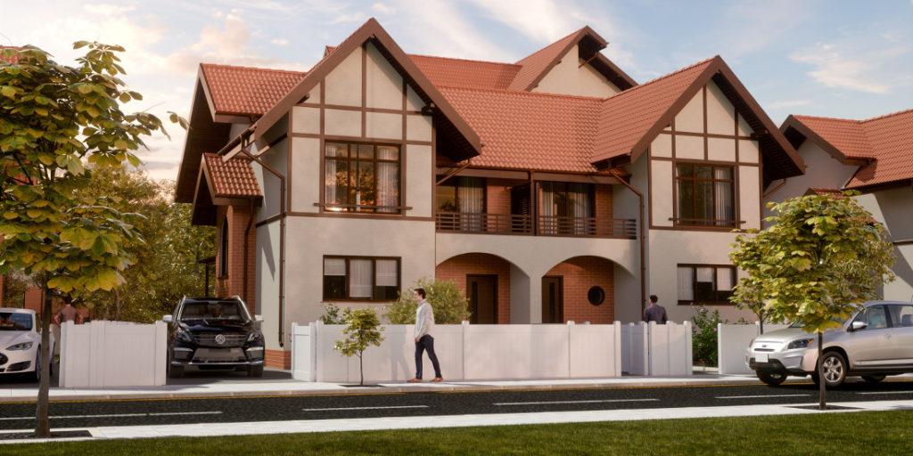 Duplex randare arhitectura pc
